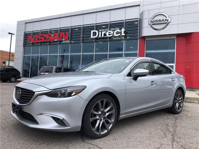 2016 Mazda MAZDA6 GT - CERTIFIED - $50 GIFT CARD INCLUDED (Stk: N3175A) in Mississauga - Image 1 of 17