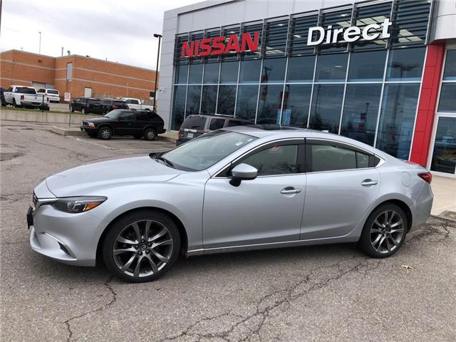 2016 Mazda MAZDA6 GT - CERTIFIED - $50 GIFT CARD INCLUDED (Stk: N3175A) in Mississauga - Image 2 of 17