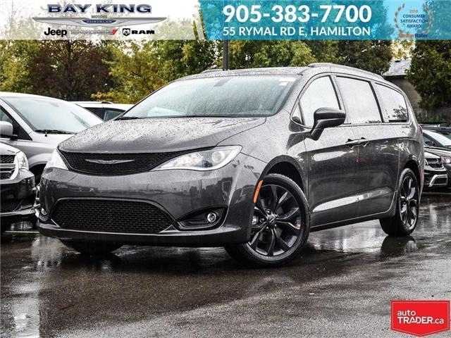 2019 Chrysler Pacifica Touring-L Plus (Stk: 191001) in Hamilton - Image 1 of 23