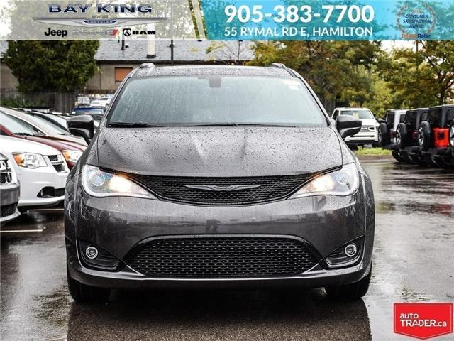 2019 Chrysler Pacifica Touring-L Plus (Stk: 191001) in Hamilton - Image 2 of 23