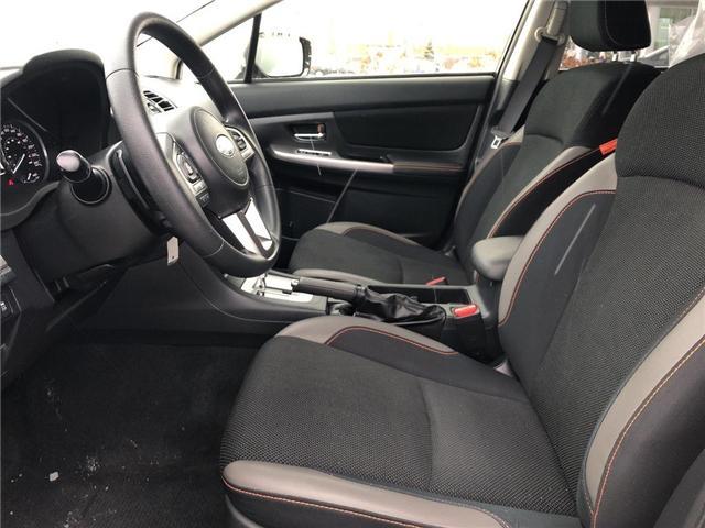 2016 Subaru Crosstrek Touring Package (Stk: LP0219) in RICHMOND HILL - Image 9 of 22