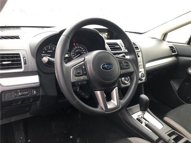 2016 Subaru Crosstrek Touring Package (Stk: LP0219) in RICHMOND HILL - Image 10 of 22