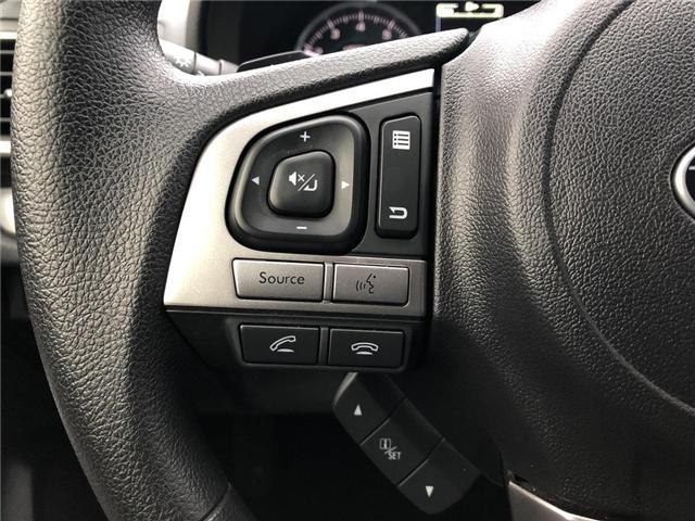 2016 Subaru Crosstrek Touring Package (Stk: LP0219) in RICHMOND HILL - Image 12 of 22