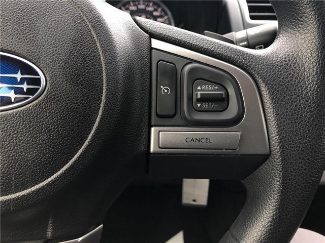 2016 Subaru Crosstrek Touring Package (Stk: LP0219) in RICHMOND HILL - Image 13 of 22