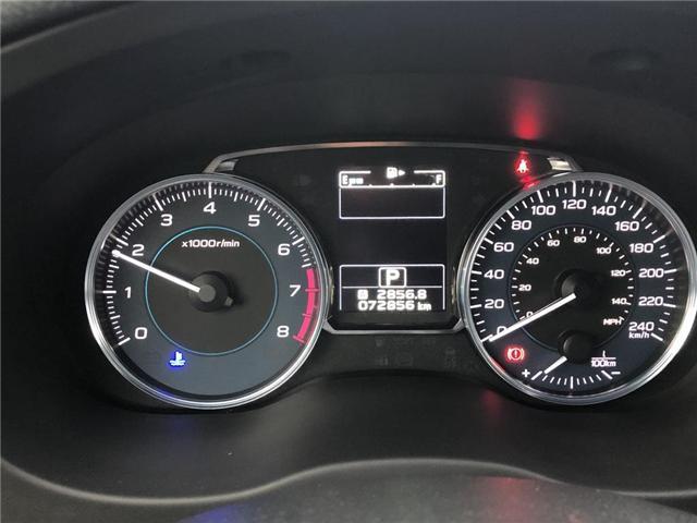 2016 Subaru Crosstrek Touring Package (Stk: LP0219) in RICHMOND HILL - Image 14 of 22