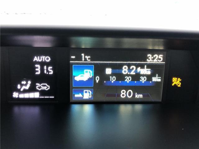 2016 Subaru Crosstrek Touring Package (Stk: LP0219) in RICHMOND HILL - Image 15 of 22