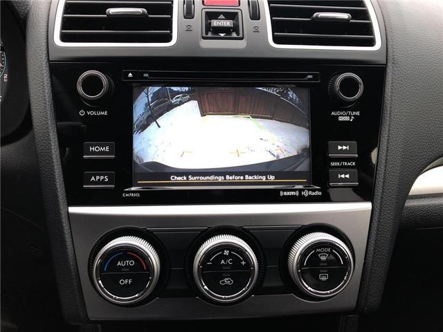 2016 Subaru Crosstrek Touring Package (Stk: LP0219) in RICHMOND HILL - Image 16 of 22