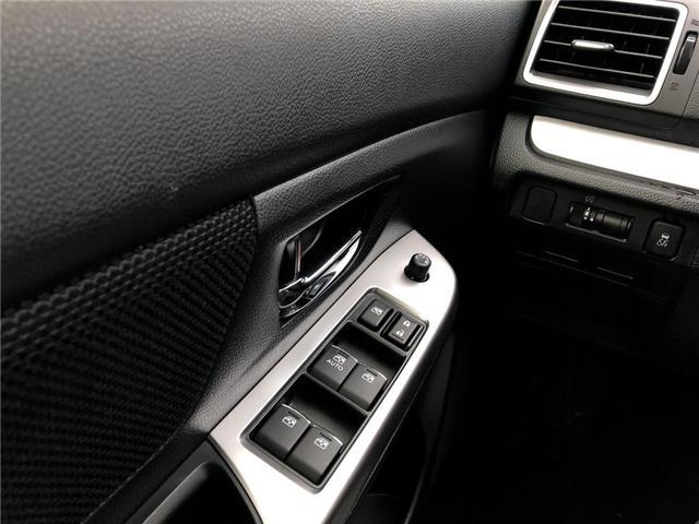 2016 Subaru Crosstrek Touring Package (Stk: LP0219) in RICHMOND HILL - Image 20 of 22