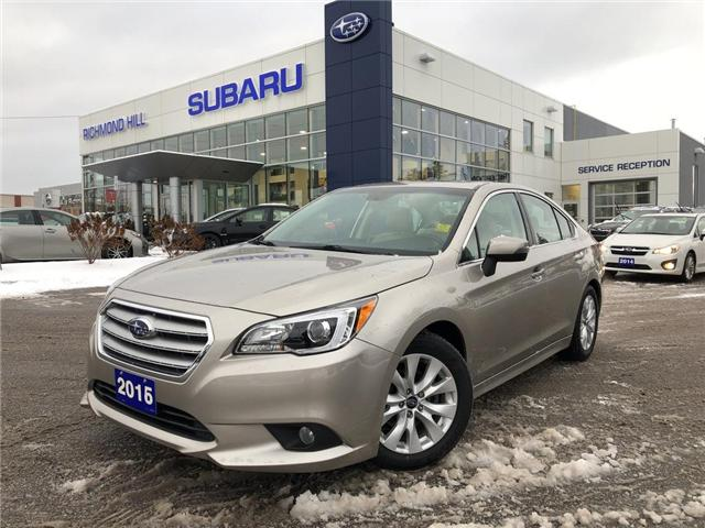 2016 Subaru Legacy 2.5i Touring Package (Stk: P03772) in RICHMOND HILL - Image 1 of 23