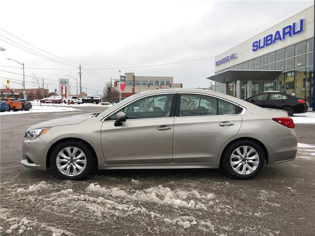 2016 Subaru Legacy 2.5i Touring Package (Stk: P03772) in RICHMOND HILL - Image 2 of 23