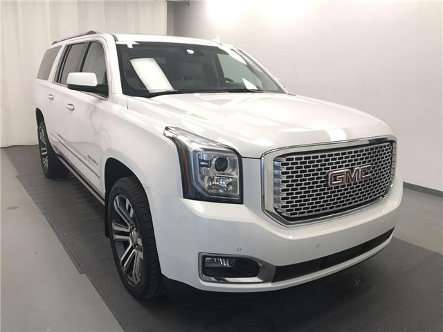 2017 GMC Yukon XL Denali (Stk: 175129) in Lethbridge - Image 1 of 21
