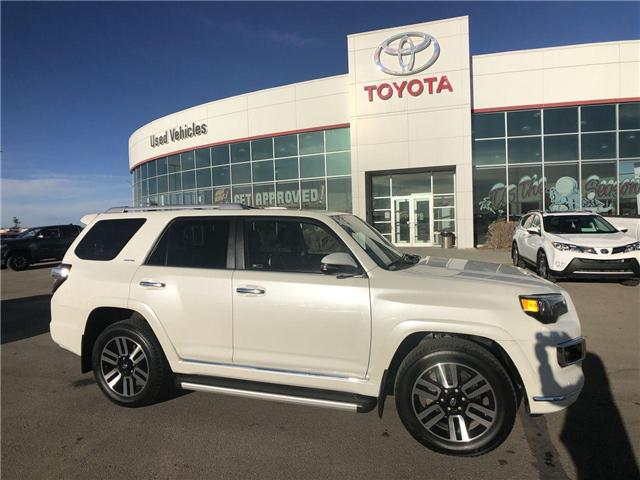 2017 Toyota 4Runner  (Stk: 2900399A) in Calgary - Image 1 of 17