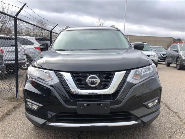 2018 Nissan Rogue-SV AWD SV -TECH-SUNROOF- NAVIGATION.... (Stk: M9951A) in Scarborough - Image 1 of 13