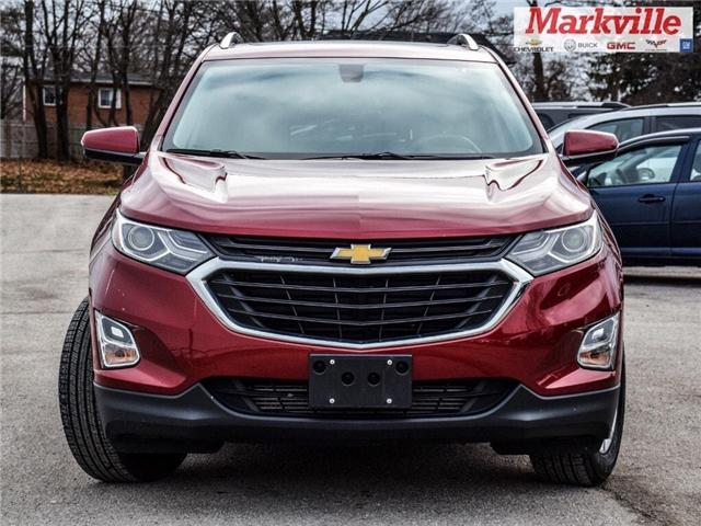 2018 Chevrolet Equinox LT-FWD-RF-TRUE NORTH-GM CERTIFIED PREOWNED-1 OWNER (Stk: 266475A) in Markham - Image 2 of 27