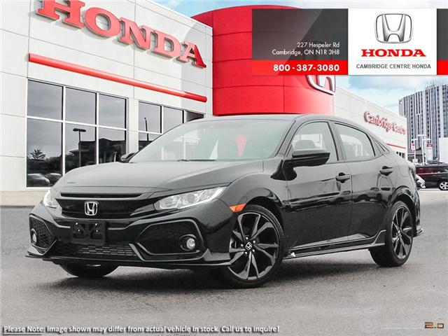 2019 Honda Civic Sport (Stk: 19284) in Cambridge - Image 1 of 24