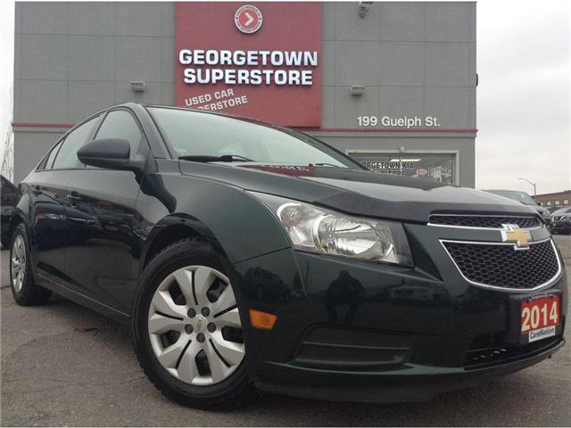 2014 Chevrolet Cruze 2LS | CLEAN CARFAX | POWER OPTIONS (Stk: GSP102) in Georgetown - Image 2 of 19