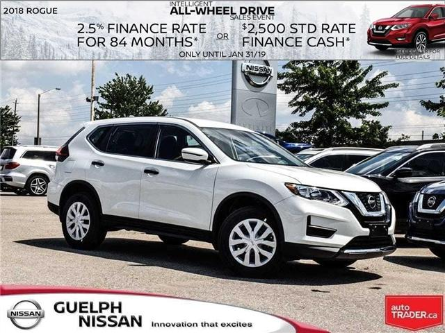 2018 Nissan Rogue S (Stk: N19548) in Guelph - Image 1 of 18
