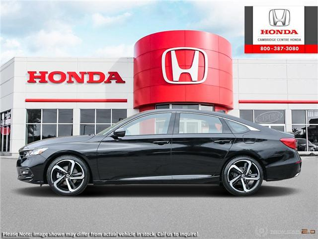 2019 Honda Accord Sport 1.5T (Stk: 19205) in Cambridge - Image 3 of 24