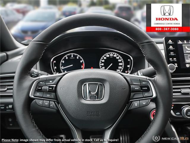 2019 Honda Accord Sport 1.5T (Stk: 19205) in Cambridge - Image 14 of 24