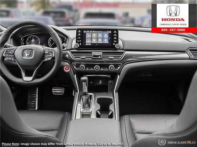 2019 Honda Accord Sport 1.5T (Stk: 19205) in Cambridge - Image 23 of 24
