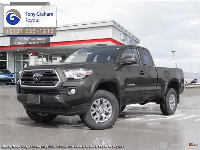 2018 Toyota Tacoma SR5 (Stk: 56611) in Ottawa - Image 1 of 23