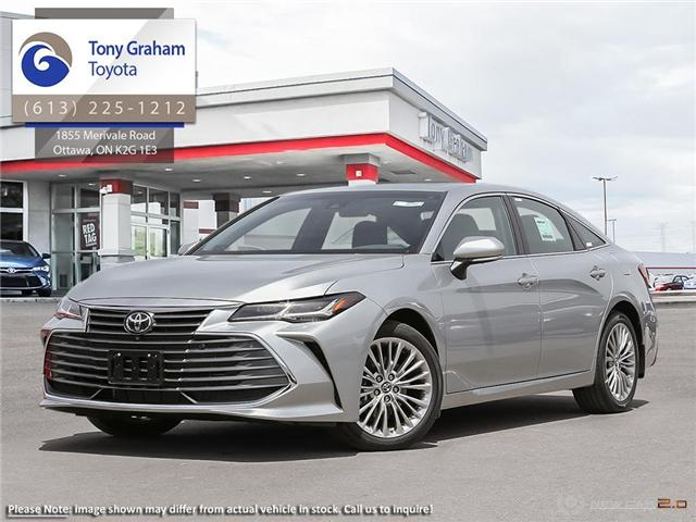 2019 Toyota Avalon Limited (Stk: D11324) in Ottawa - Image 1 of 23
