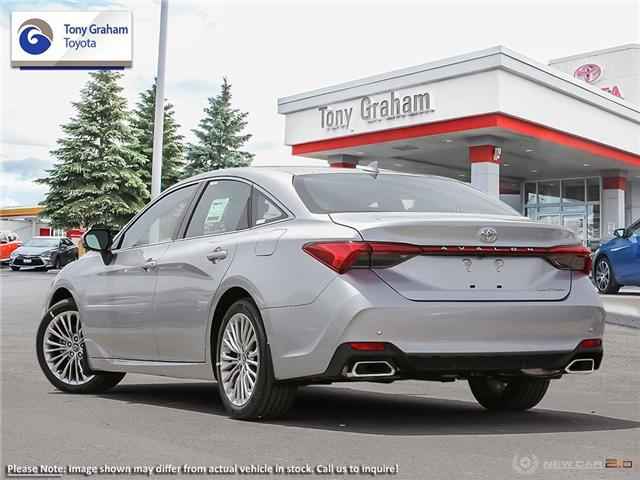 2019 Toyota Avalon Limited (Stk: D11324) in Ottawa - Image 4 of 23