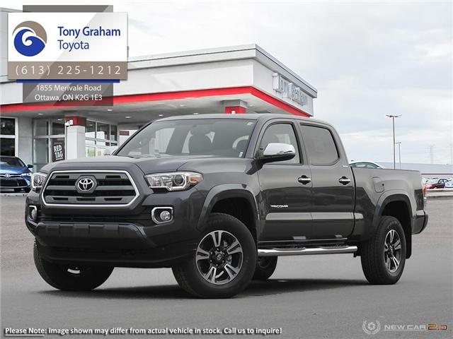 2018 Toyota Tacoma Limited (Stk: 56503) in Ottawa - Image 1 of 11