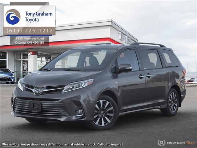 2018 Toyota Sienna Limited 7-Passenger (Stk: 56673) in Ottawa - Image 1 of 22