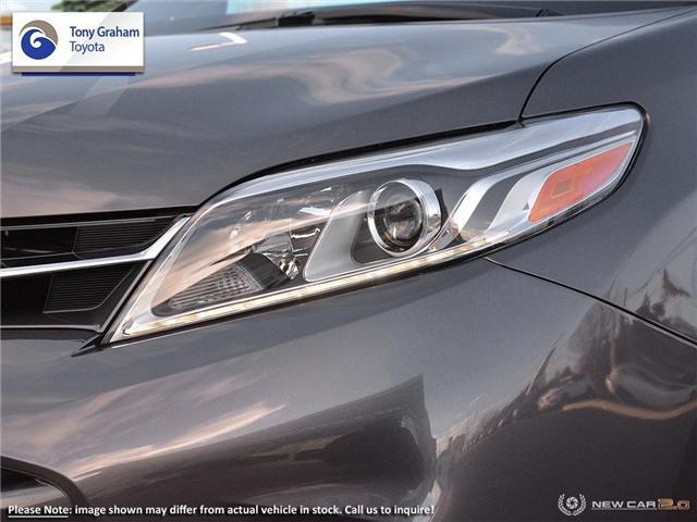 2018 Toyota Sienna Limited 7-Passenger (Stk: 56673) in Ottawa - Image 10 of 22