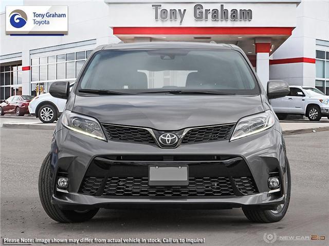 2019 Toyota Sienna SE 8-Passenger (Stk: 57507) in Ottawa - Image 2 of 23