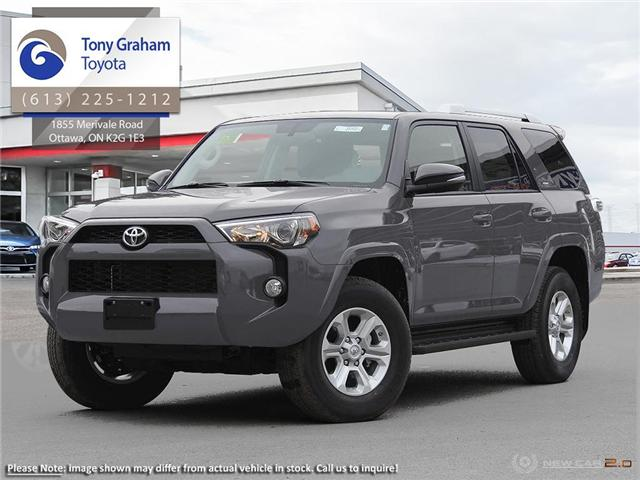 2018 Toyota 4Runner Limited Package 5-Passenger (Stk: 57202) in Ottawa - Image 1 of 23