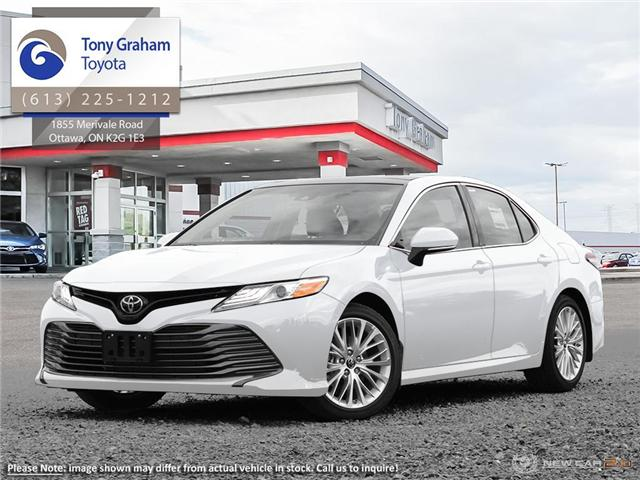 2018 Toyota Camry XLE (Stk: 56308) in Ottawa - Image 1 of 22