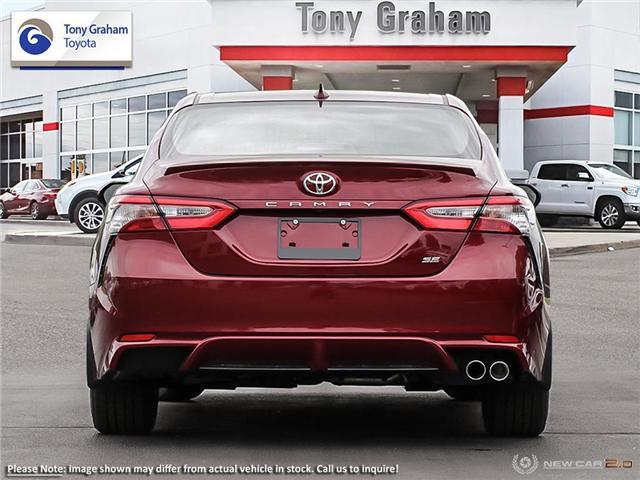 2019 Toyota Camry SE (Stk: 57539) in Ottawa - Image 5 of 22