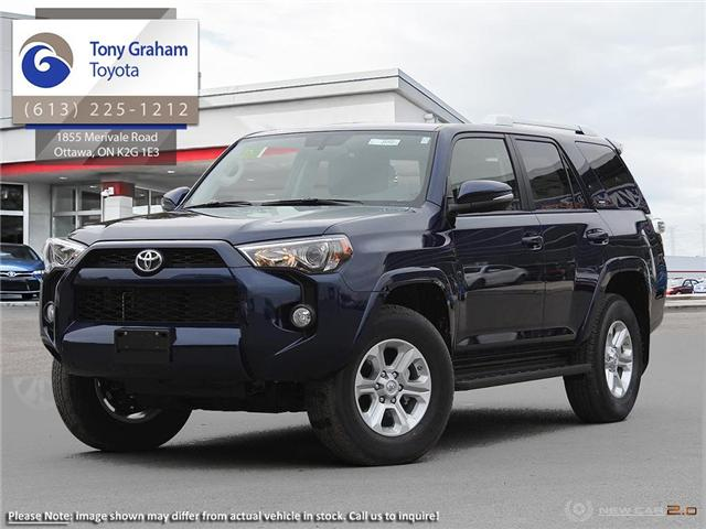 2018 Toyota 4Runner Limited Package 5-Passenger (Stk: 56968) in Ottawa - Image 1 of 23