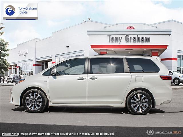2018 Toyota Sienna XLE 7-Passenger (Stk: 57194) in Ottawa - Image 3 of 22