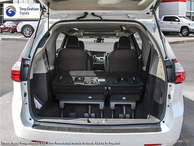2018 Toyota Sienna XLE 7-Passenger (Stk: 57194) in Ottawa - Image 7 of 22