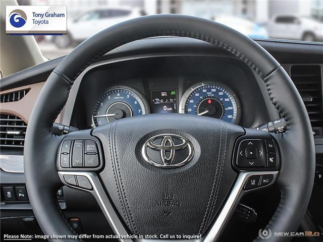 2018 Toyota Sienna XLE 7-Passenger (Stk: 57194) in Ottawa - Image 13 of 22