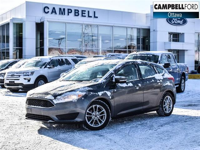 2015 Ford Focus SE LOW KMS-SALE PRICED (Stk: 945950) in Ottawa - Image 1 of 23