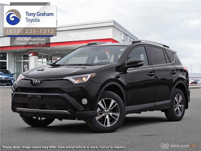2018 Toyota RAV4 XLE (Stk: 56181) in Ottawa - Image 1 of 22
