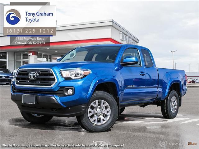 2018 Toyota Tacoma SR5 (Stk: 56477) in Ottawa - Image 1 of 23
