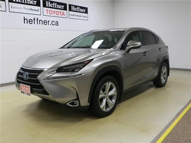 2015 Lexus NX 300h Executive (Stk: 187351) in Kitchener - Image 1 of 30