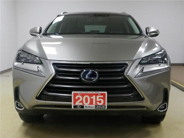 2015 Lexus NX 300h Executive (Stk: 187351) in Kitchener - Image 23 of 30