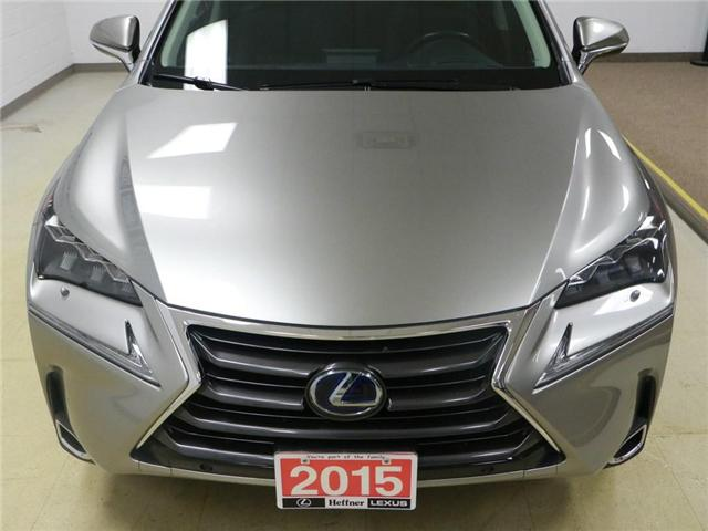 2015 Lexus NX 300h Executive (Stk: 187351) in Kitchener - Image 27 of 30