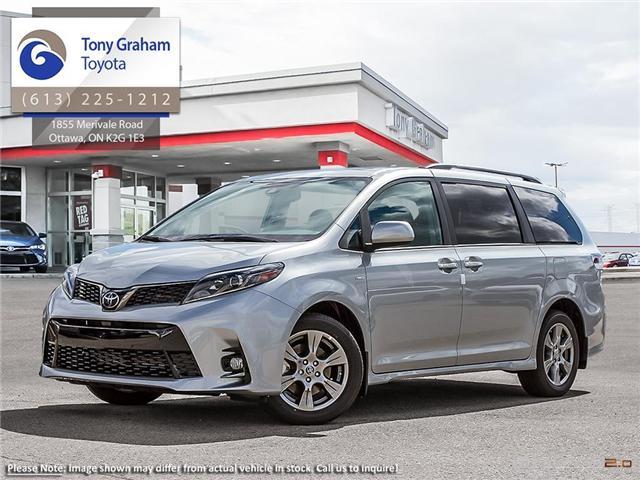 2019 Toyota Sienna SE 7-Passenger (Stk: 57470) in Ottawa - Image 1 of 23