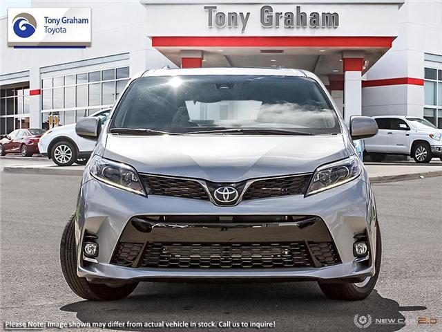 2019 Toyota Sienna SE 7-Passenger (Stk: 57470) in Ottawa - Image 2 of 23