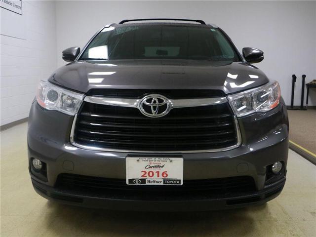 2016 Toyota Highlander  (Stk: 186516) in Kitchener - Image 21 of 29