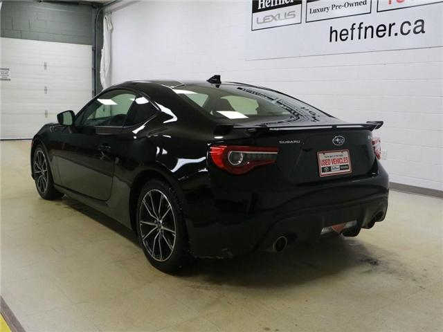 2017 Subaru BRZ Sport-tech (Stk: 186532) in Kitchener - Image 2 of 30