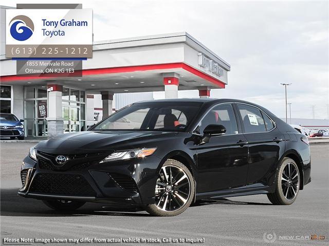2018 Toyota Camry XSE V6 (Stk: 56798) in Ottawa - Image 1 of 23