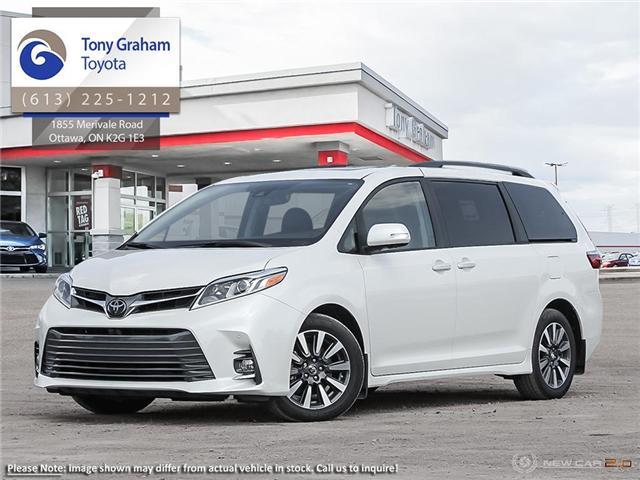 2018 Toyota Sienna Limited 7-Passenger (Stk: 57368) in Ottawa - Image 1 of 10